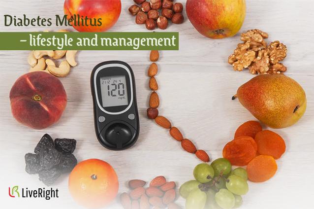 Diabetes Mellitus – lifestyle and management