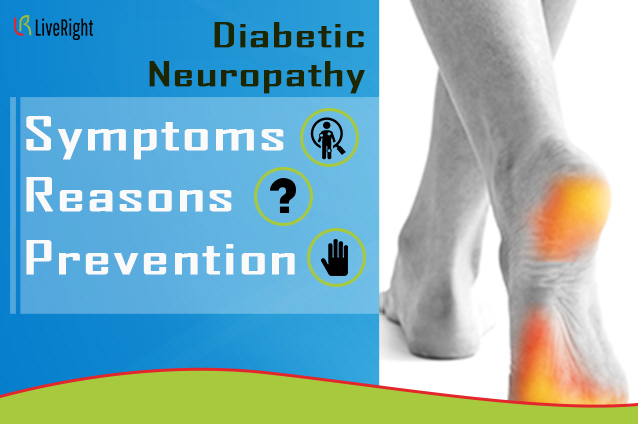 Diabetic Neuropathy – Symptoms, Reasons, and Prevention.