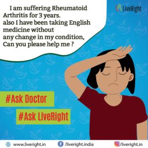 Rheumatoid Arthritis with Pregnancy.