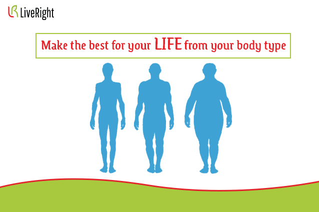 Know your body type and make best out of it.