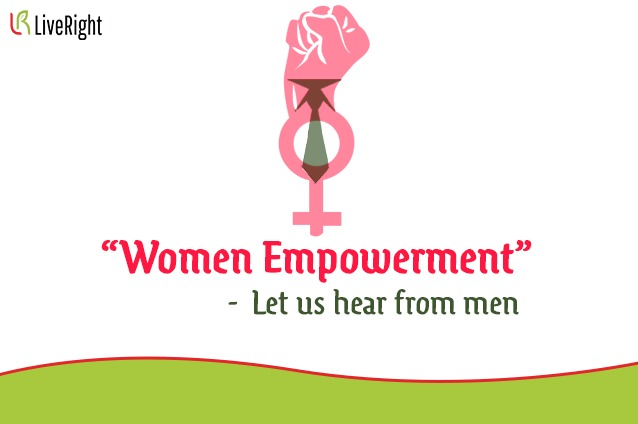 What men think about women empowerment ?