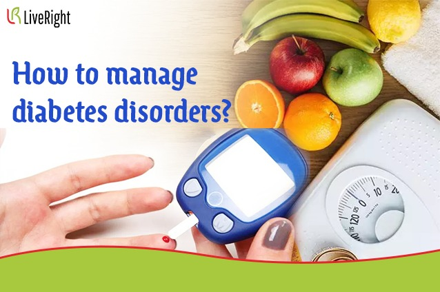 How to prevent Diabetic disorders ?