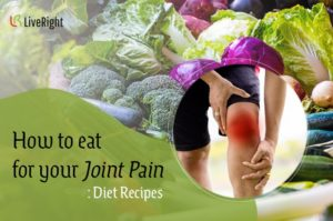 diet recipes for joint pain
