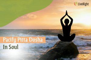 Pitta Dosha In Soul